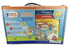 Hooked On Phonics Learn To Read Ages 3-5 Letter Names & Sounds 2 Disc Set