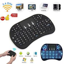 Rii mini i8 2.4GHz Wireless Keyboard with Touchpad for smart TV PC android ZESN