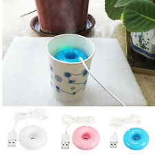 Ultrasonic Home Aroma Humidifier Air Diffuser Purifier Atomizer USB Power