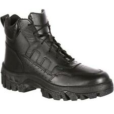 Rocky Men's FQ0005015 TMC Postal Approved 5-in Polishable Chukka Sport Boots