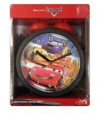 DISNEY CARS DISNEY PLANES MINNIE MOUSE GIANT BEDSIDE TABLE BEDROOM CLOCK