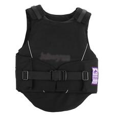 Adjustable Equestrian Body Protective EVA Waistcoat Kids Horse Riding Vest