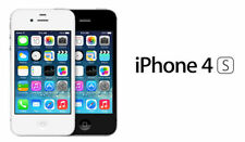 Apple iPhone 4S 8-16-32GB GSM Factory Unlocked Smartphone(A+++) Black & White MY