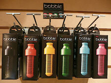 5 Replacement Filters for Water Bobble Filter Bottles  good  all sizes of Bobble