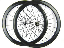 700c 50mm clincher full carbon fiber cycle wheelset,carbon racing wheels