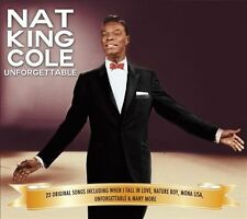 Nat King Cole-Unforgettable 2012 by Cole, Nat King - Disc Only No Case
