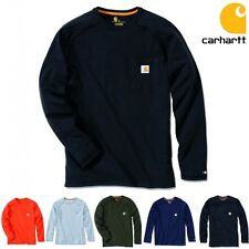Carhartt T-Shirt Long-sleeve T-shirt Shirt Pullover - breathable NEW S up to XXL
