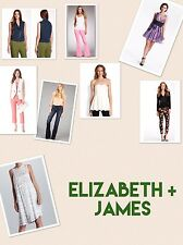 $1000 Wholesale Lot Womens Elizabeth and James Clothing NEW