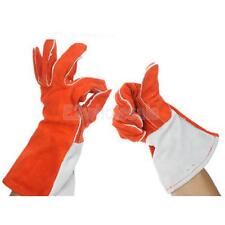 Welding Gloves Cowhide Glove Heat Resistant Gloves for Protecting Hand L/XL
