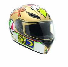 New  AGV K3 The Chicken Valentino Rossi 46 Full Face Motorcycle Helmet