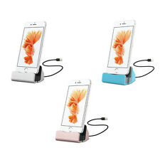 1Pcs For iPhone Hot Cradle Charge Desktop Station Dock Sync Charger New Stand