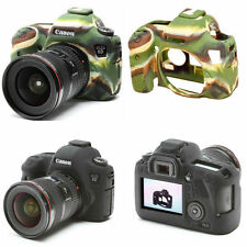 Silicone Armor Skin Case Camera Cover Protector Bag For Canon EOS 6D 70D 80D 5D3