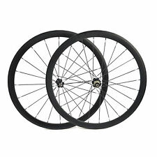700C Carbon Wheel Tubular 38mm Standard Weight Racing Road Bike Wheelset 3K Matt