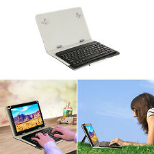 Universal Bluetooth USB Keyboard Case for Android Tablet 8'' 9'' 10'' 10.1''