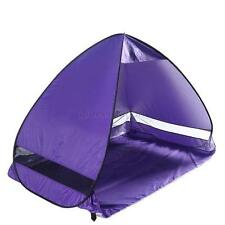 US Pop Up Cabana Beach Shelter Infant Tent Sun Shade Outdoor Indoor UV 2Person