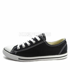 Converse Chuck Taylor All Star Dainty [530054C] Women Casual Shoes Black/White