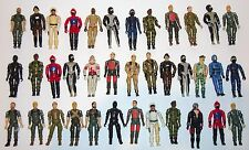 HUGE Collection Lot of 1982-1983 G.I. JOE COBRA ARAH Action Figures YOU PICK!