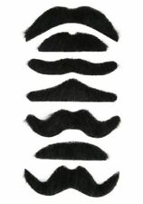 Fake Self Adhesive Mustaches - Funny Party Hats