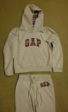 Gap women's Beige Sweat Hoodie Suit Pants Size S (small) and XS (extra small)