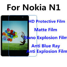 3pcs For Nokia N1 Anti Explosion Film/HD Protective Screen Protector