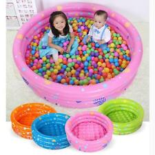MagiDeal Inflatable Swimming Padding Pool Ball Pit Pool Baby Kids Garden Play