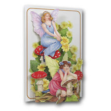 Pictoria Press 3D Pop Up Greeting Card Fairy Fairies Any occassion Birthday
