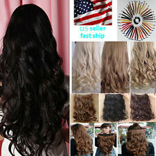 100% Natural 1Pcs Clip In Hair Extensions Real Ombre As Human Hair Extension AP