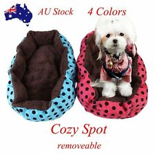 Pet Bed Dog Mat Cat Cushion Warm Pad Puppy House Kennel Mattress Washable Nest