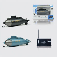 Mini RC Submarine Racing Boat 6-channel for Pools Lakes Remote Controller RC Toy