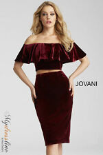 Jovani 51450 Short Cocktail Dress ~LOWEST PRICE GUARANTEE~ NEW Authentic