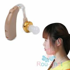 AXON Mini Rechargeable Tone Volume Adjustable Sound Amplifier Hearing Aids
