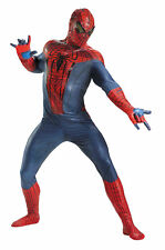Spiderman Authentic Licensed Theatrical Costume Adult Halloween Marvel Comics