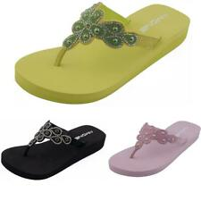 New Style AIMONE Flip Flop Women  Summer Thong Sandals Size 6 7 8 9 Wedge