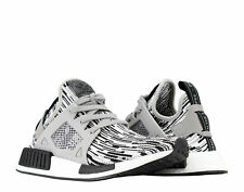 Adidas NMD_XR1 PK Primeknit Core Black/Grey/White Men's Running Shoes BY1910