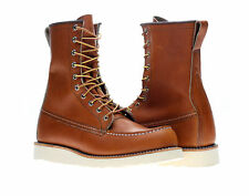 Red Wing Heritage 877 8-Inch Classic Moc Oro Legacy Men's Boots 00877