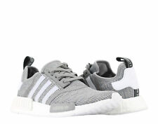 Adidas NMD_R1 Dark Grey/Solid Grey/White Men's Running Shoes BB2886