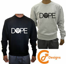 Dope Diamond Unisex Men Women Girls Boys Mickey Swag Sweatshirt Jumper Sweater