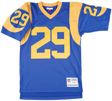 Los Angeles Rams Eric Dickerson 84 Replica Jersey LA Throwback Mitchell Ness