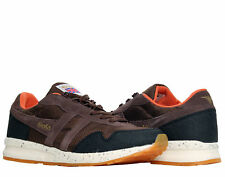 Gola Katana Ranger Brown/Black/Orange Men's Running Shoes CMA296TB