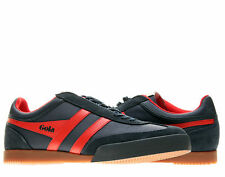 Gola Super Harrier Navy/Red Men's Running Shoes CMA218ER