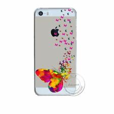 New Arrival Hot Design Hard Plastic Transparent Phone Skin Back Case Cover For A