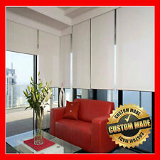 NEW! Custom Made Roller Blinds 1810 x 1200 Blind Holland Blinds Blockout Window