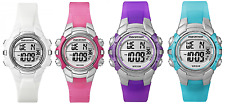 Timex Marathon Digital Chronograph Resin Strap Kids Children Youth Girls Watch