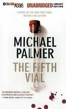 The Fifth Vial 2007 by Palmer, Michael 159737055X Ex-library