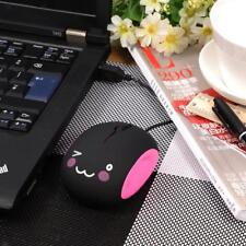Portable Retractable USB Optical Scroll Wheel Mouse Mice for PC Laptop