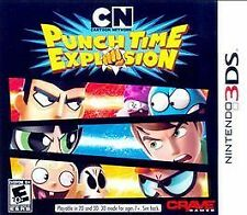Cartoon Network: Punch Time Explosion - Nintendo 3DS E7