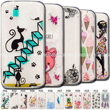 Painted IMD Shockproof Cover Soft Rubber Back Cute Skin Case TPU For Motorola LG