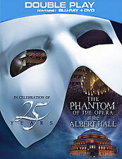 The Phantom Of the Opera At The Albert Hall (Blu-ray and DVD Combo, 2011)