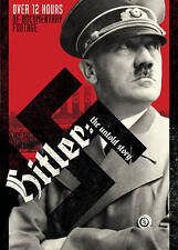 Hitler: The Untold Story (3-Disc Set, DVD, 2009),  Color/B&W  TV14  Over 12 hour