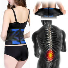 Lower Waist Belt Back Brace For Pain Relief Lower Back Therapy Lumbar Support AP